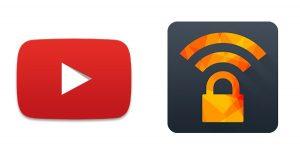 debloquer youtube avec avast secureline