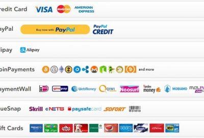 paiement bitcoin purevpn