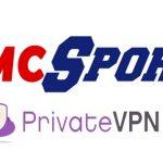 rmc sport avec privatevpn