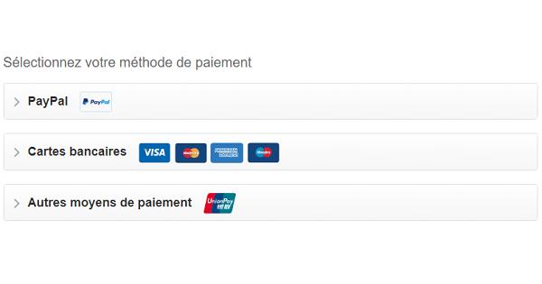 moyens de paiement zenmate