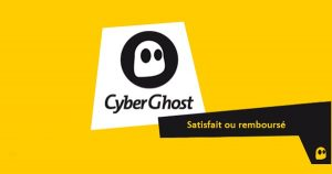 satisfait ou rembourse cyberghost